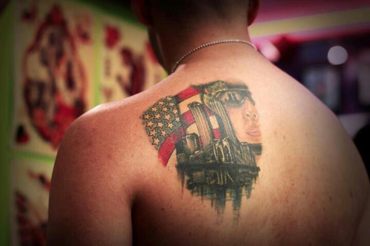 36 Best Images About 9 11 Tattoos On Pinterest Upper Ideas And Designs