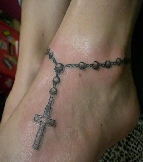 3D Wing Tattos Tattoos So » 3D Rosary Bracelet Tattoo On Ideas And Designs