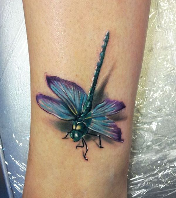 50 Dragonfly Tattoos For Women Hummingbirds Dragon Ideas And Designs