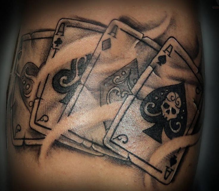 17 Best Ideas About Ace Tattoo On Pinterest Tattoo Ideas And Designs