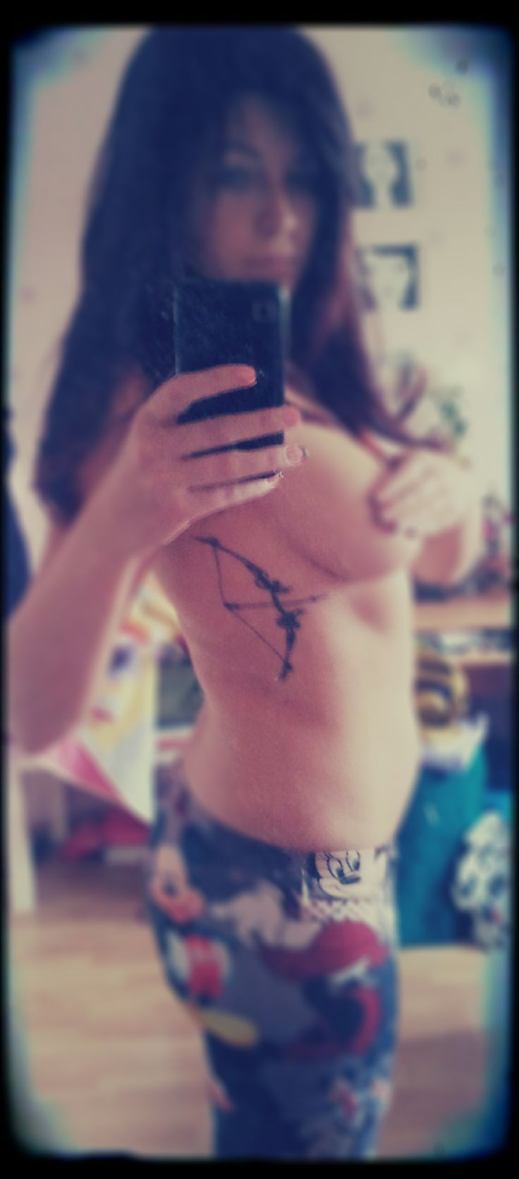 Bow And Arrow Tattoo Ink Pinterest Arrow Tattoos Ideas And Designs