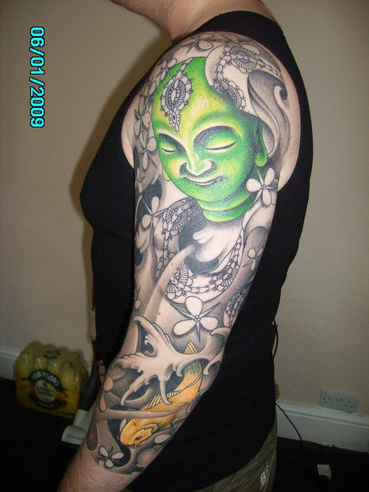 17 Best Ideas About 3 4 Sleeve Tattoo On Pinterest Ideas And Designs
