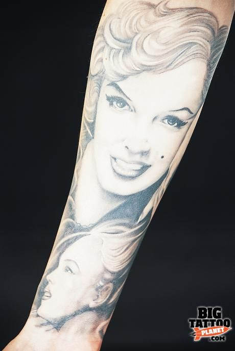 91 Best Images About Marilyn Monroe Tattoos On Pinterest Ideas And Designs