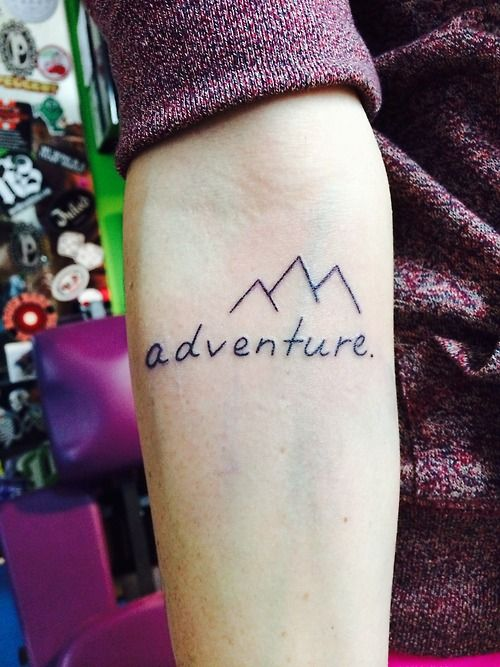Best 25 Simple Mountain Tattoo Ideas On Pinterest Ideas And Designs