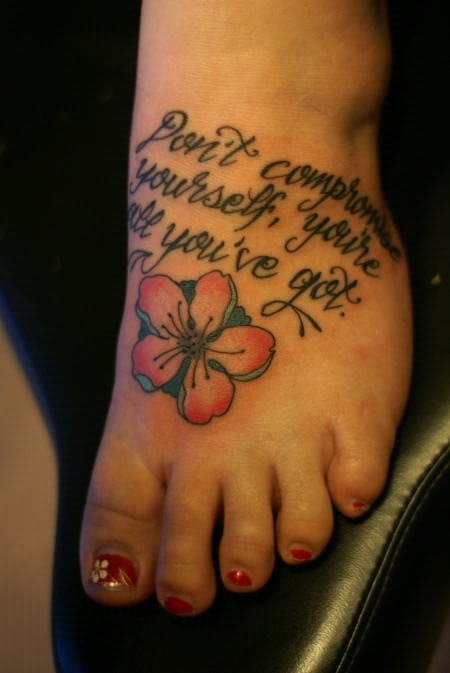 1000 Ideas About Foot Tattoo Placements On Pinterest Ideas And Designs