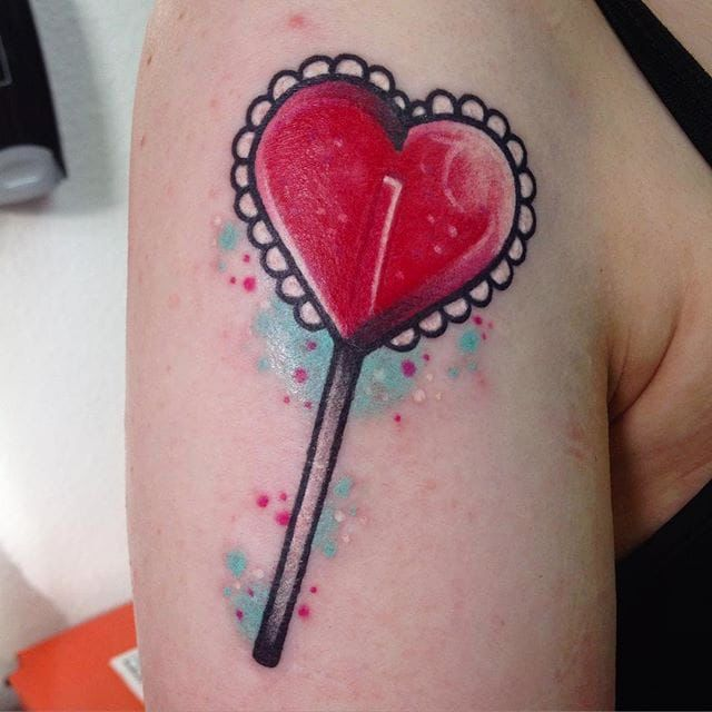24 Best Images About Candy Tattoos Ideas On Pinterest Ideas And Designs