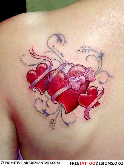 25 Best Ideas About Tribal Heart Tattoos On Pinterest Ideas And Designs