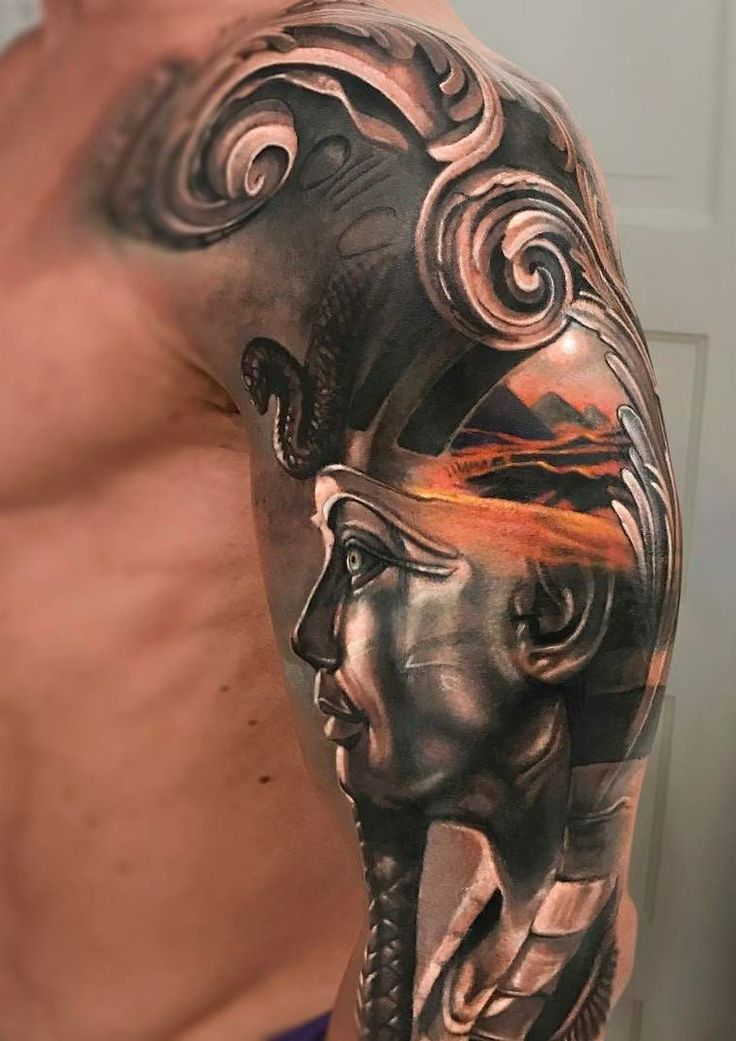 25 Best Ideas About Egyptian Tattoo Sleeve On Pinterest Ideas And Designs