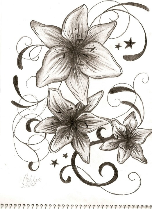 Flower Tattoo Like This But Azaleas Tattoos Pinterest Ideas And Designs