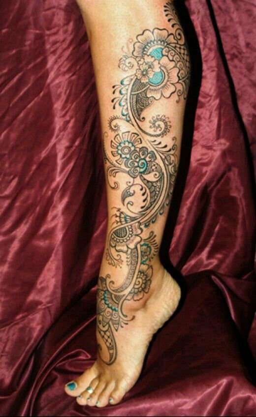 Best 25 Lower Leg Tattoos Ideas On Pinterest Ideas And Designs