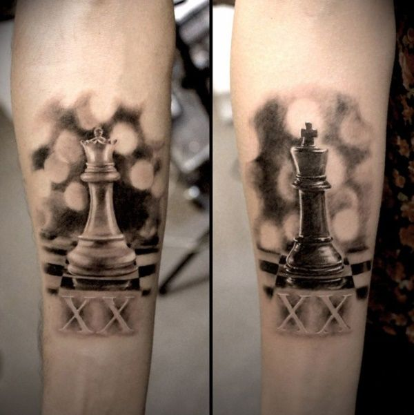 1000 Ideas About King Queen Tattoo On Pinterest Couple Ideas And Designs