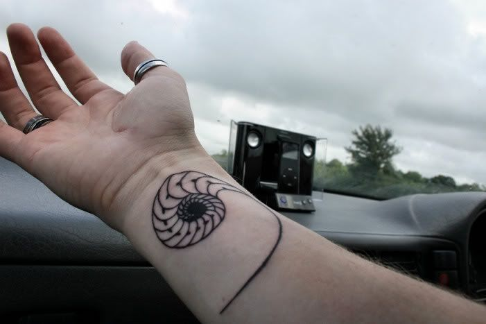 Nine Inch Nails The Downward Spiral Tattoo Love This Ideas And Designs