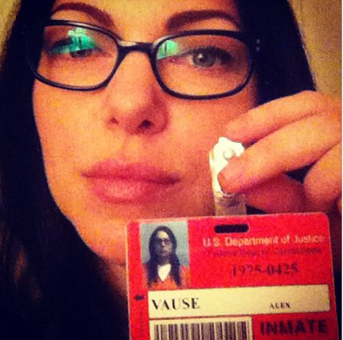 Laura Prepon As Alex Vause On Orange Is The New Black Ideas And Designs