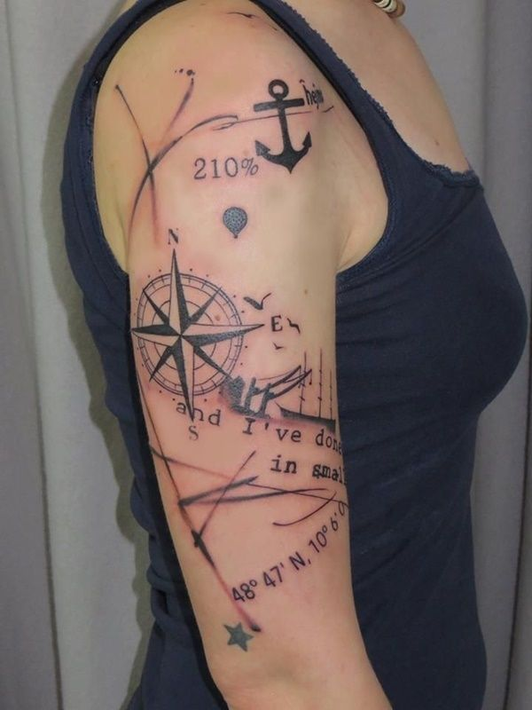 1000 Ideas About Adventure Tattoo On Pinterest Tattoo Ideas And Designs Original 1024 x 768