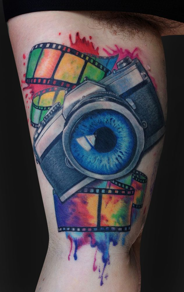 25 Best Ideas About Camera Tattoos On Pinterest Small Ideas And Designs