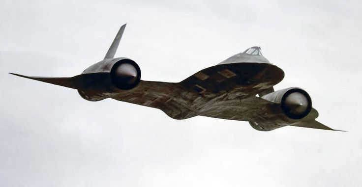 This Sr 71 Is 979 Doing A Short Display On Departing Ideas And Designs