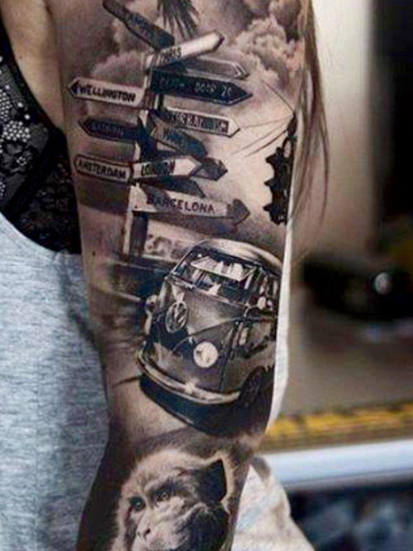 187 Best Images About Tattoo On Pinterest Volkswagen Ideas And Designs