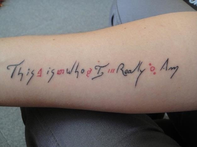 30 Seconds To Mars The K*Ll Lyrics Tattoo Ink To Ideas And Designs