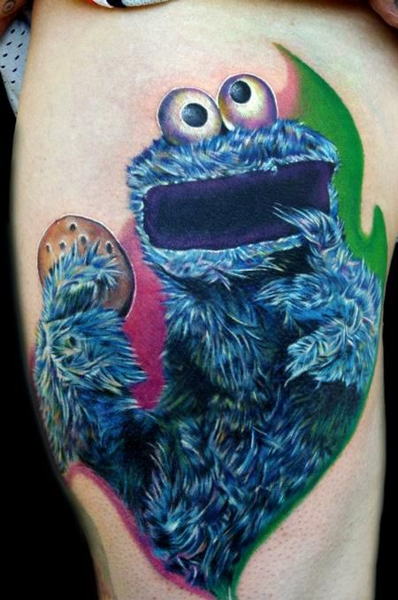 Cookie Monster Sesame Street Muppet Muppets Tv Television Ideas And Designs