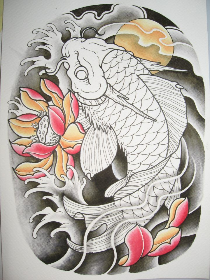 270 Best Images About Koi Fish Tats On Pinterest Koi Ideas And Designs