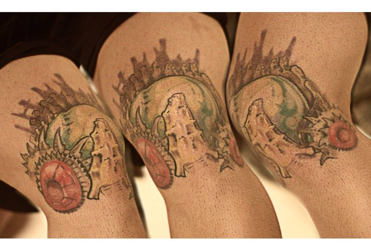 17 Best Ideas About Knee Tattoo On Pinterest Honey Bee Ideas And Designs