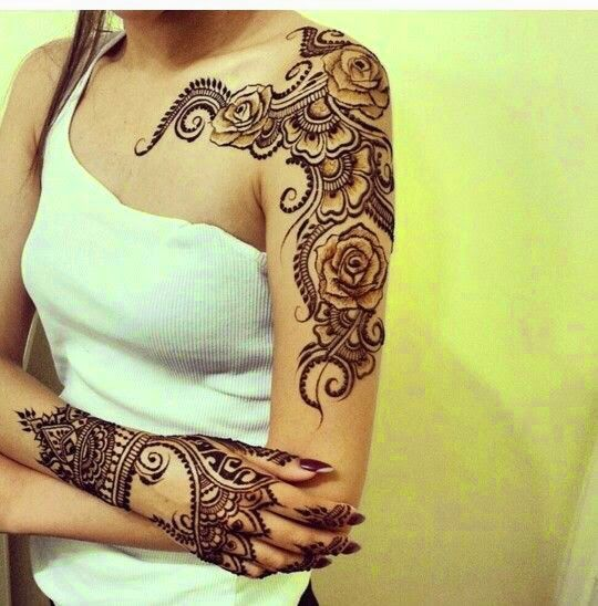 17 Best Ideas About Permanent Tattoo On Pinterest Henna Ideas And Designs