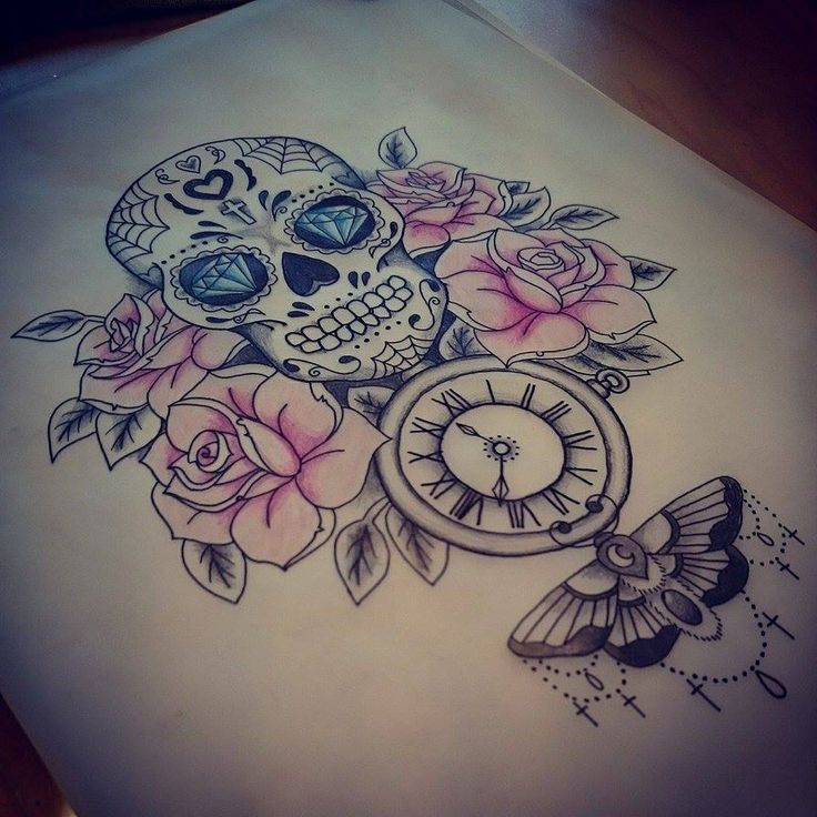 25 Best Ideas About Skull Candy Tattoo On Pinterest Ideas And Designs