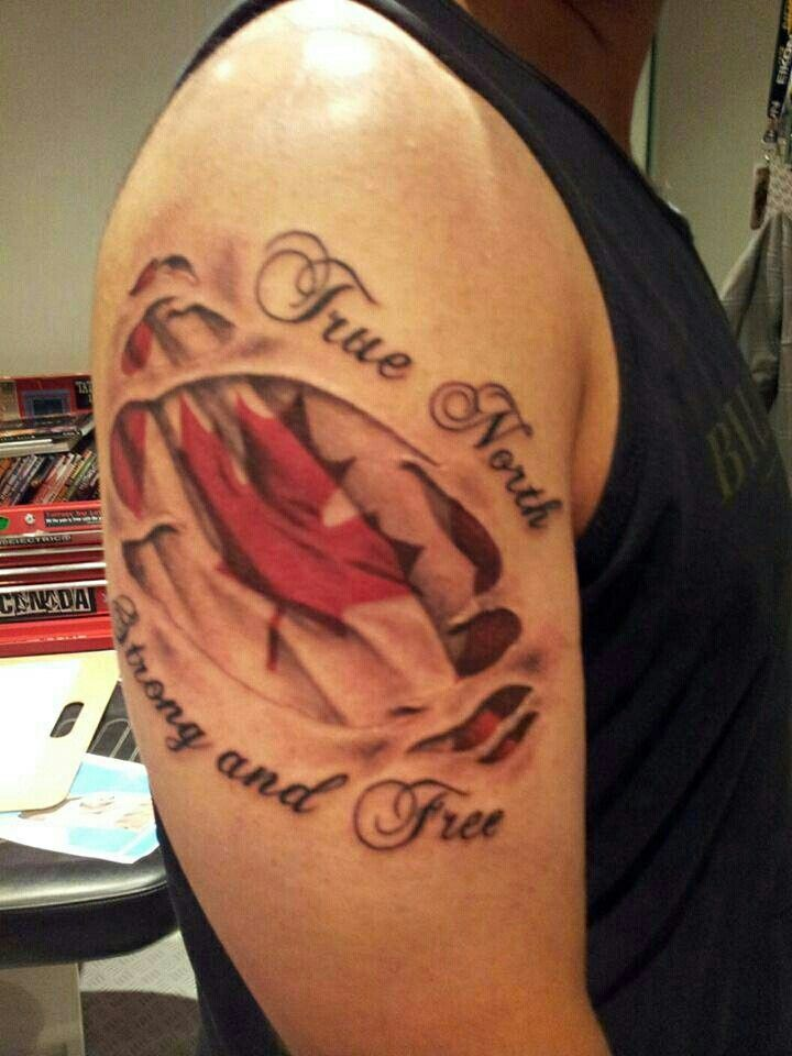 1000 Images About Canadian Tattoos On Pinterest Flag Ideas And Designs