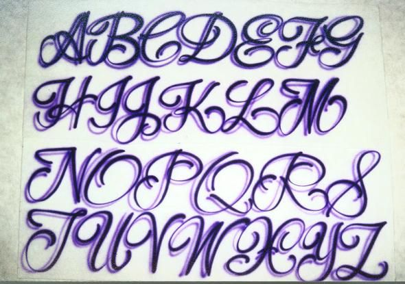 Girly Tattoo Fonts Tattoo Lettering Designs Script Ideas And Designs