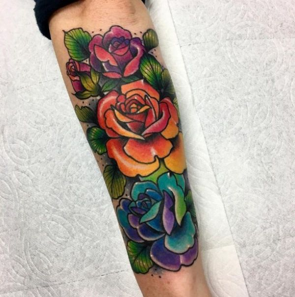 17 Best Ideas About Tattoos Of Roses On Pinterest Red Ideas And Designs