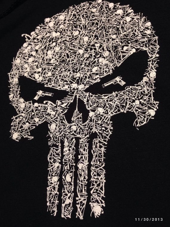 1000 Ideas About Punisher Tattoo On Pinterest Punisher Ideas And Designs
