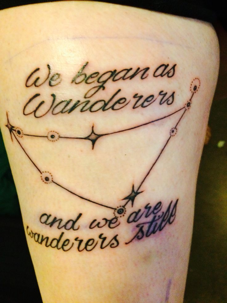 25 Best Ideas About Capricorn Constellation Tattoo On Ideas And Designs