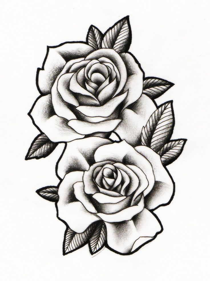 Best 20 Rose Drawing Tattoo Ideas On Pinterest Tattoo Ideas And Designs
