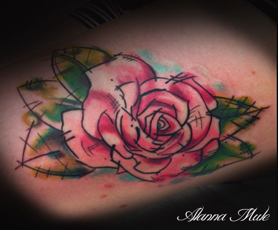Abstract Rose Tattoo Favz Pinterest Rose Tattoos Ideas And Designs