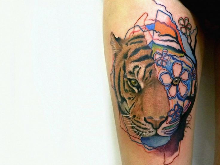 1000 Ideas About Tiger Tattoo On Pinterest Tiger Tattoo Ideas And Designs