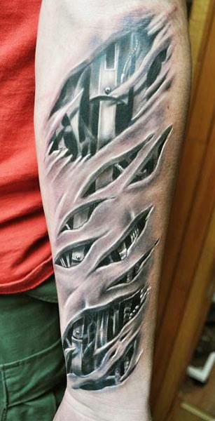 204 Best Images About Biomechanical Tattoos On Pinterest Ideas And Designs