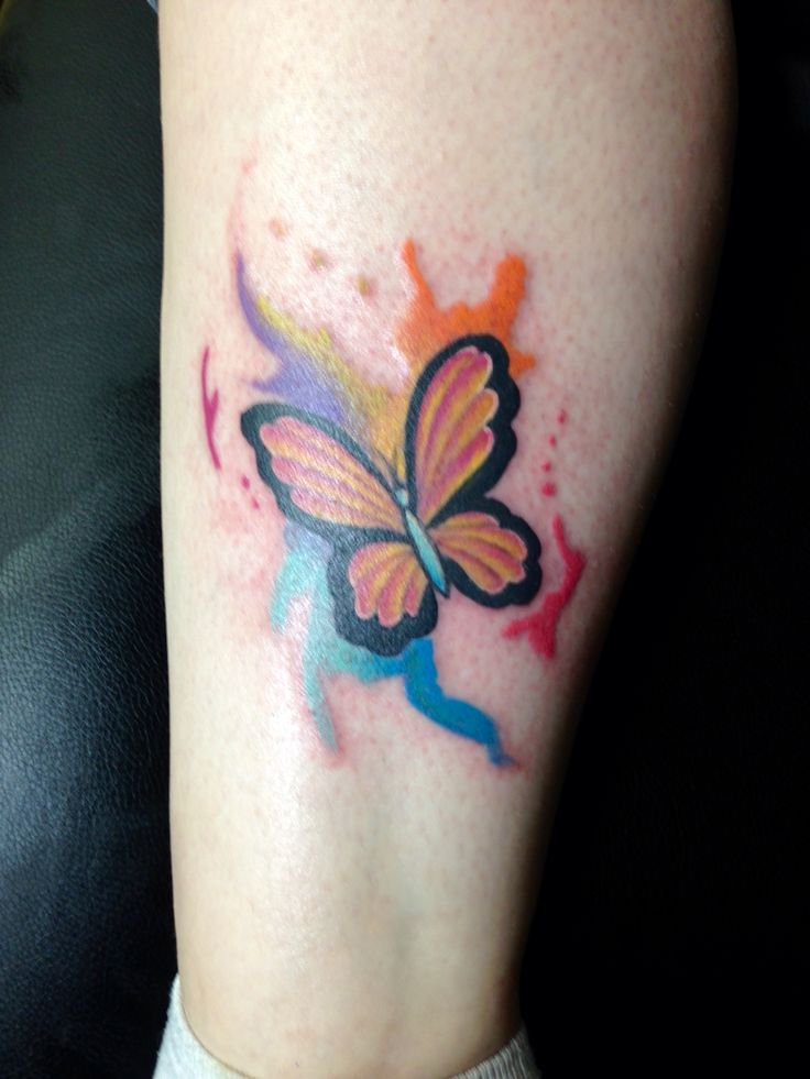 74 Best Images About Watercolor Tattoos By Robert Winter Ideas And Designs