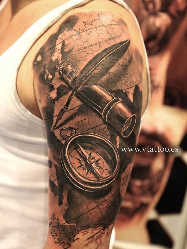 25 Best Ideas About Half Sleeve Tattoos On Pinterest Ideas And Designs