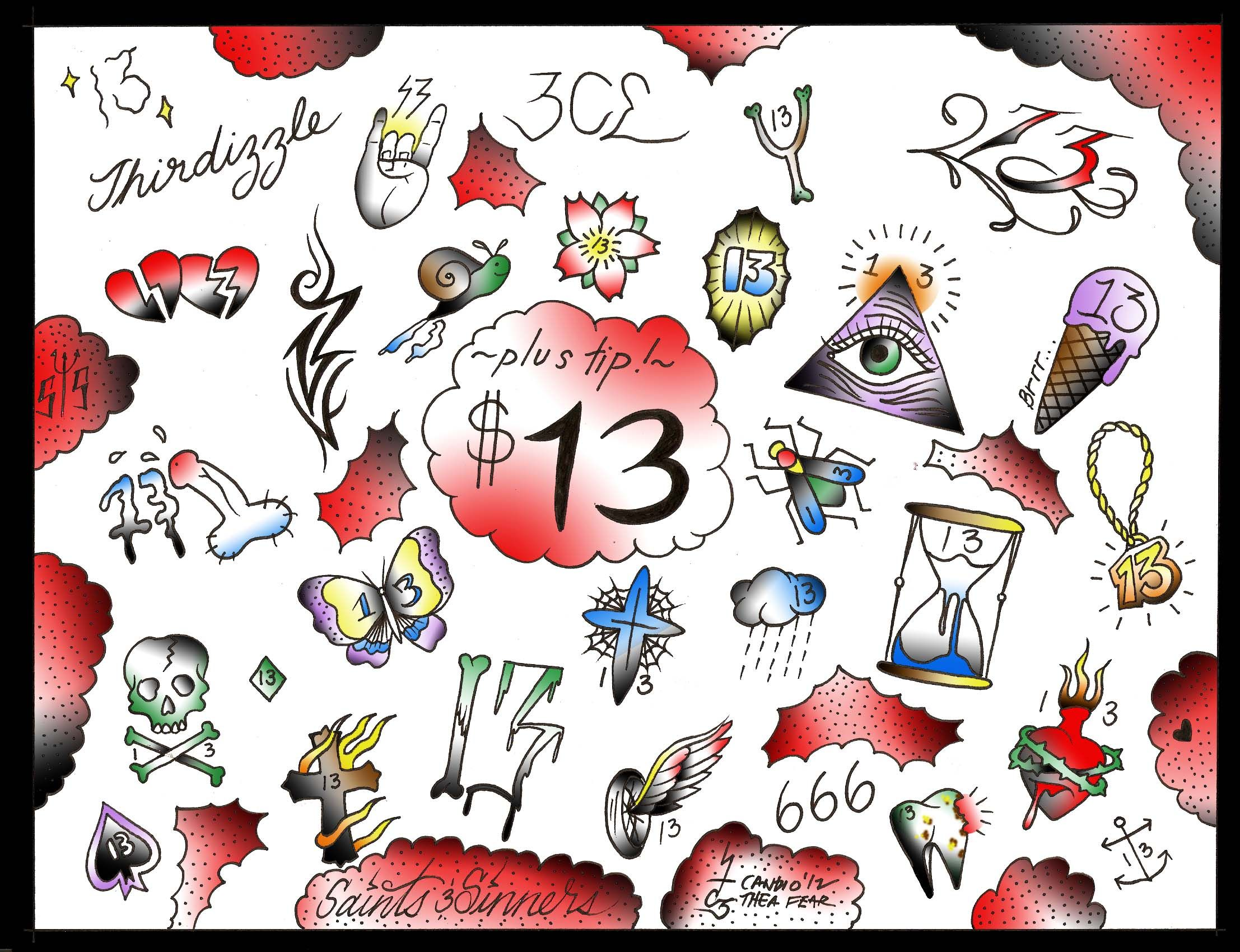 Friday The 13Th Tattoos On Pinterest Friday The 13Th Ideas And Designs