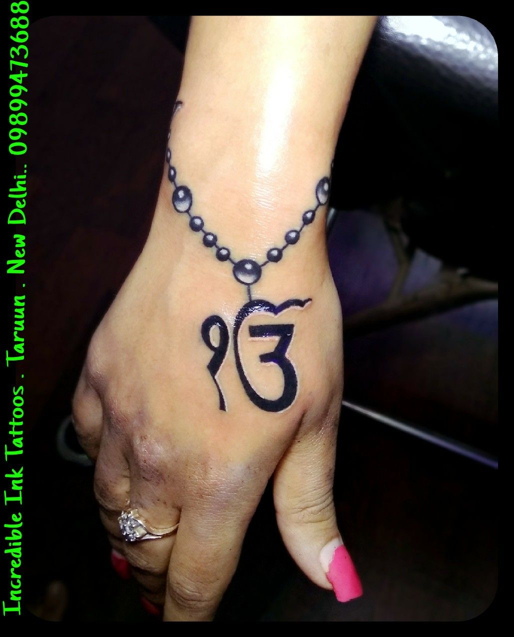 Ikonkar Bracelet 3D Tattoo Ikonkar Bracelet 3D Tattoos Ideas And Designs