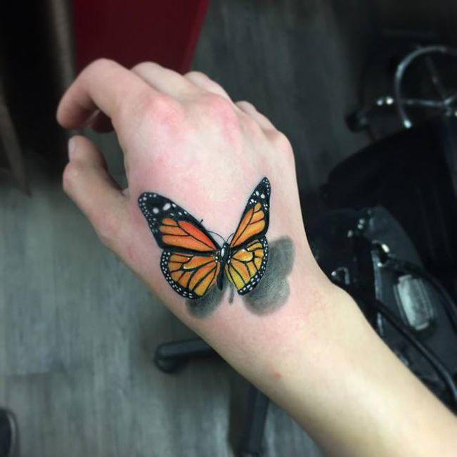 Top 27 Butterfly Tattoos Represent Beauty And Change Ideas And Designs