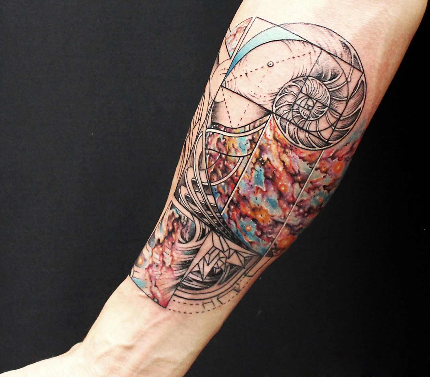 Tattoos By Nick Broslavskiy Make You Question Reality Ideas And Designs