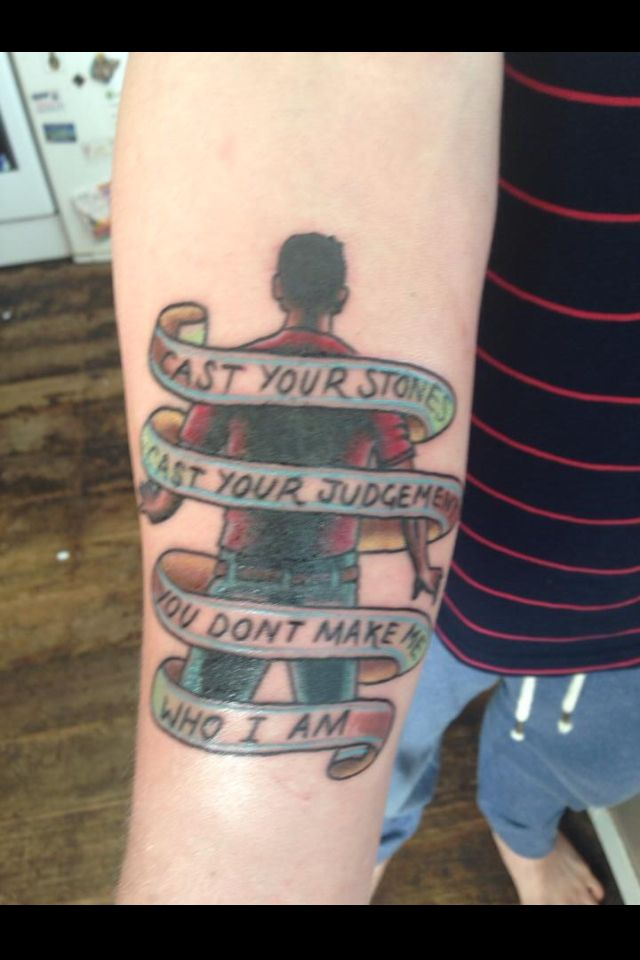 A Day To Remember Tattoo I Want This Tattoos Ideas And Designs