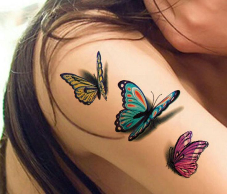 Love The 3D Look •Tattoos• Pinterest 3D Tattoo And Ideas And Designs