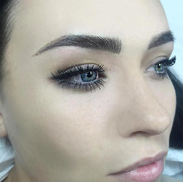Microblading 3D Eyebrow Embroidery Tips Pros Cons Ideas And Designs