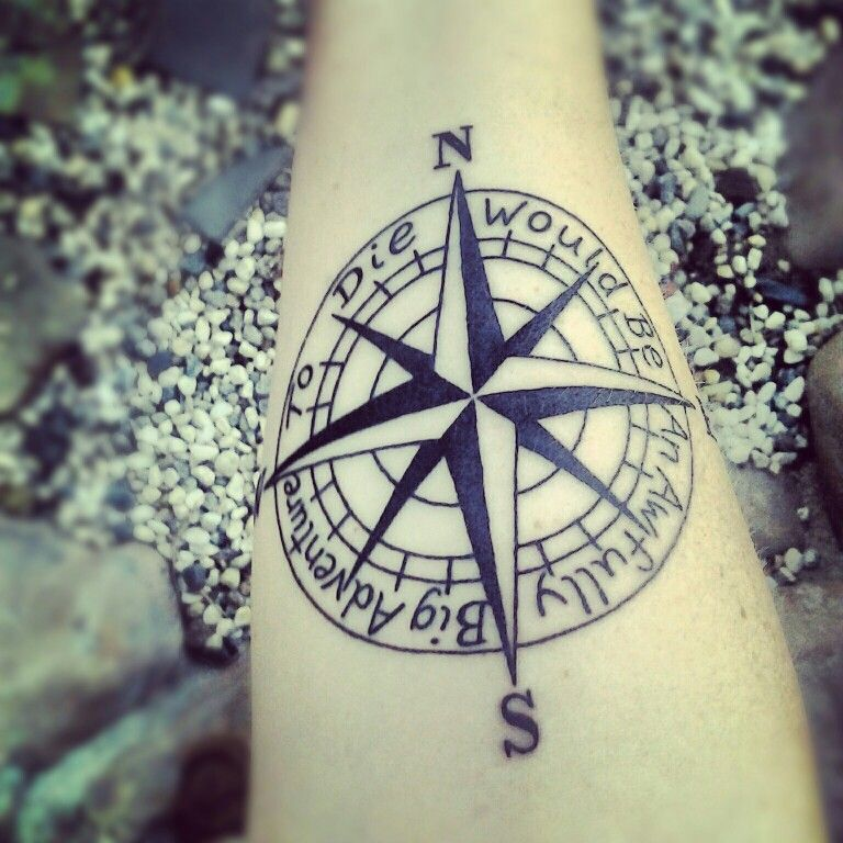 To Die Would Be An Awfully Big Adventure Tattoo Ideas And Designs