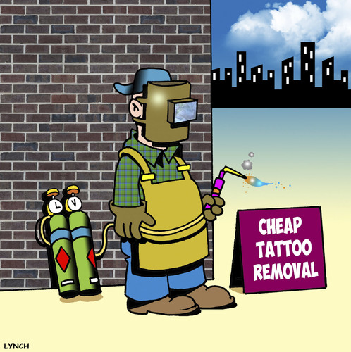 Cheap Tattoo Removal By Toons Media Culture Cartoon Ideas And Designs