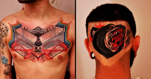 40 Tattoos By Marcin Aleksander Surowiec Tattoodo Ideas And Designs