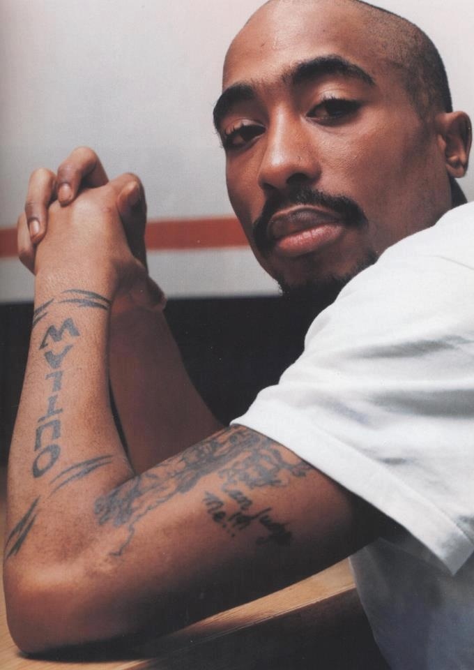 Tupac S Tattoos Are So Famous But Why Meanings Behind Ideas And Designs