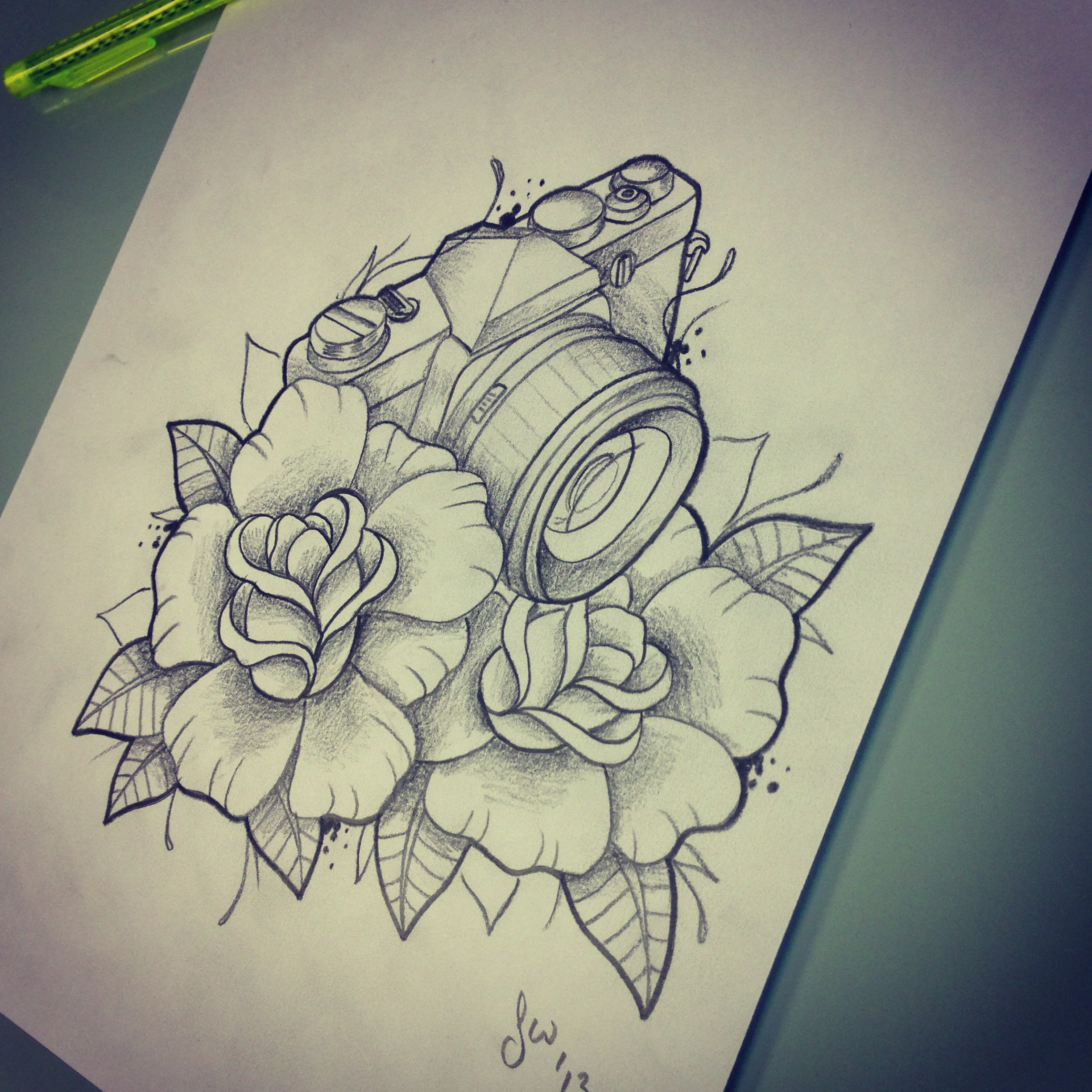 Camera Tattoo Designs And Ideas Ideas And Designs